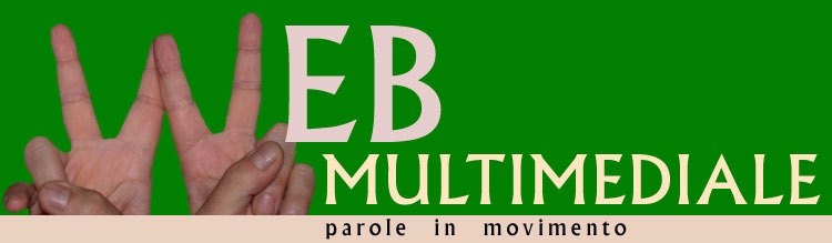 sei nel sito Webmultimediale.org - parole in movimento. La doppia vu è composta dalle due mani unendo gli indici in duplice segno di vu coi medi.